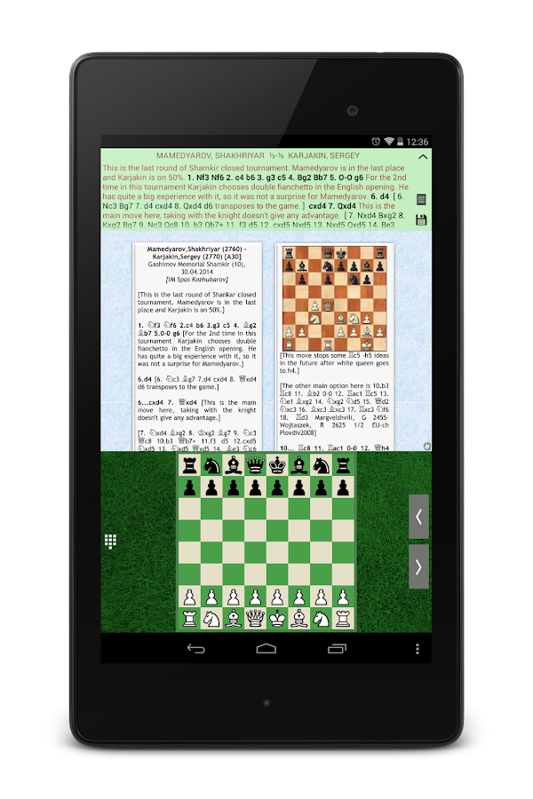 Chess Book Study Free- screenshot