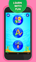 Screenshot of Chifro ABC: Kids Alphabet Game
