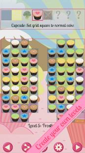 Cupcake Cascade - screenshot thumbnail