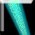 Mo Sabers – Jedi Lightsaber logo