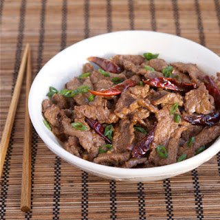 Spicy Hunan Beef with Cumin