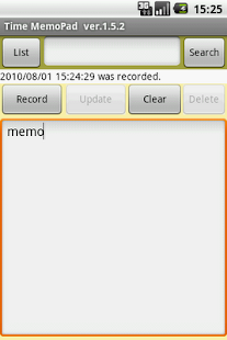 Download Time MemoPad APK for Android