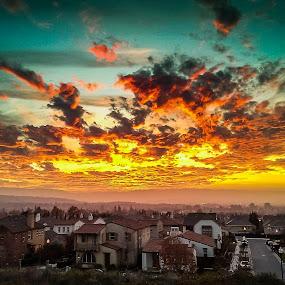 by Jignashu Parikh - Landscapes Sunsets & Sunrises