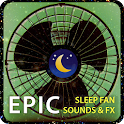 Epic Sleep Fan Sounds and FX icon
