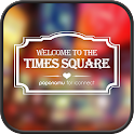 Time Square GO launcher theme icon