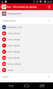 TMBAPP (Metro Bus Barcelona)- screenshot thumbnail