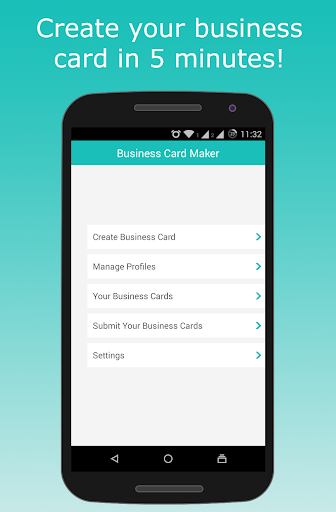 【免費商業App】Business Card Maker-APP點子