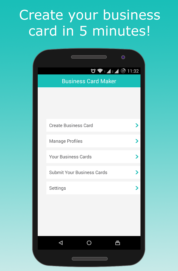 Business Card Maker Android Apps on Google Play