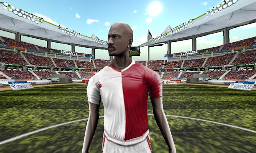 3D足球攻防戰