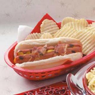 Glorified Hot Dogs