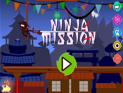 玩免費動作APP|下載Ninja Mission app不用錢|硬是要APP