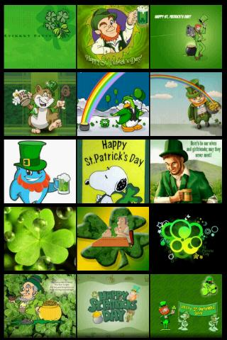 St. Patrick's Day Wallpapers - screenshot