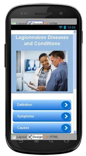 Legionnaires Information