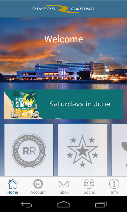Rivers casino pittsburgh poker room review