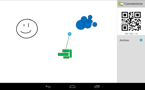 Whiteboard for Android- screenshot thumbnail