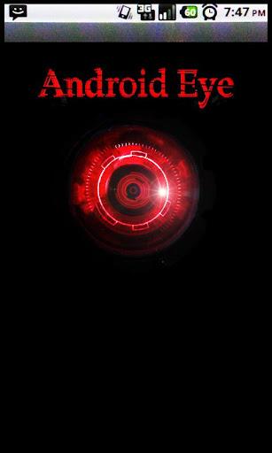 Android Eye Computer Vision v1.1.0