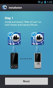 WiFi Home Surveillance IP Cam - screenshot thumbnail
