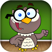 Owl Reading Glasses Free