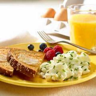 Egg White Scrambled Eggs Recipes.