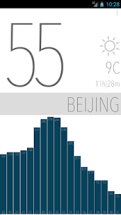 Air Quality China | Minimalist - screenshot thumbnail