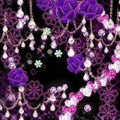 Rose Garden Live Wallpaper