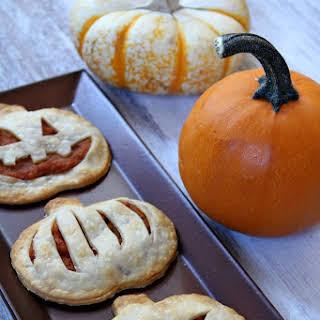 Pumpkin Pie Pop Tarts.