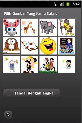 Puzzle Anak Usia Dini- screenshot