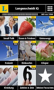 Englisch Vokabeltrainer- screenshot thumbnail