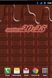 Wallpaper of chocolate FREE