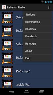 Lebanon Radio- screenshot thumbnail