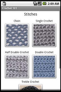 Crochet 101 - screenshot thumbnail