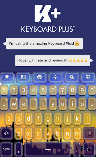Keyboard Plus Arabic