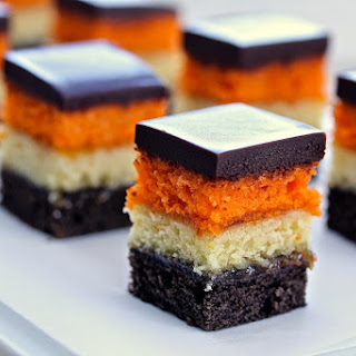 Amaretto Tricolor Cookies