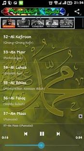 Muqaddam Lengkap & Tajwid - náhled