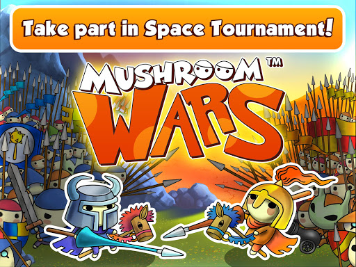 Mushroom Wars 1.14.5 screenshots 9