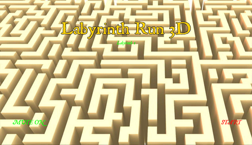 Labyrinth Run 3D