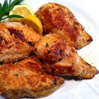 Vermouth Tarragon Chicken