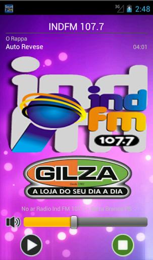 Rádio IND FM 107.7