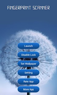 Fingerprint scanner Galaxy S3 - screenshot thumbnail