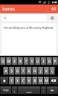 Hightail - screenshot thumbnail