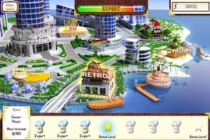 Screenshot of Gourmania