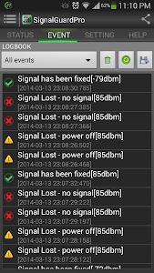 Signal Guard Pro v3.8.0