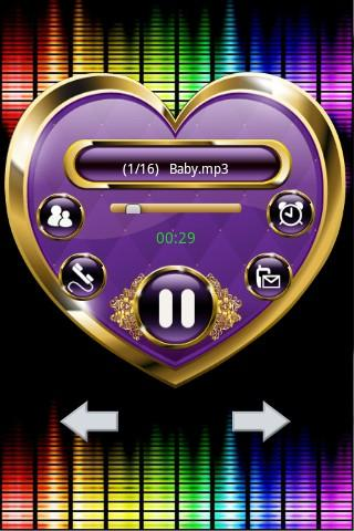 Popular ringtones - screenshot
