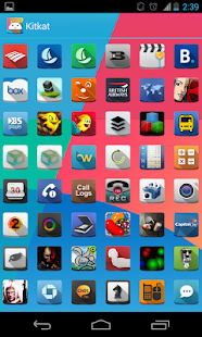 ShadeX (Apex Nova holo theme)- screenshot thumbnail