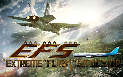 Extreme Flight Simulator 3D