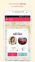 Screenshot of Djump: Social Ridesharing