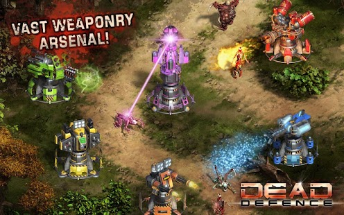 Dead Defence - screenshot thumbnail