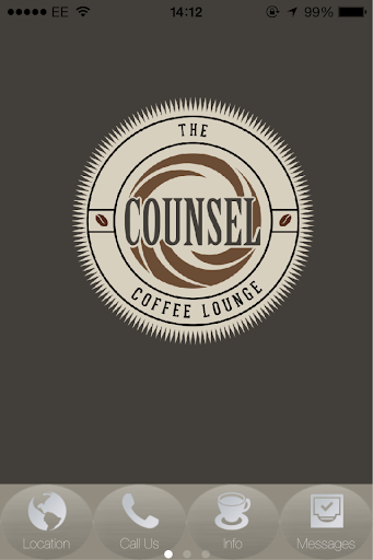 The Counsel Coffee Lounge