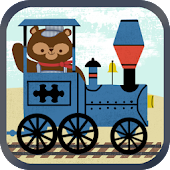 Train Games for Kids: Puzzles