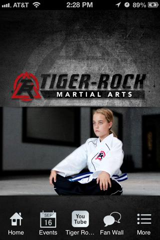Tiger Rock Martial Arts - screenshot